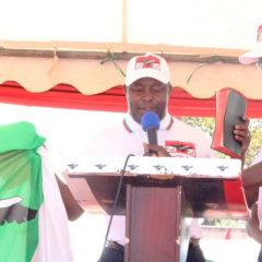 Général Evariste Ndayishimiye, élu Secrétaire Général du CNDD-FDD