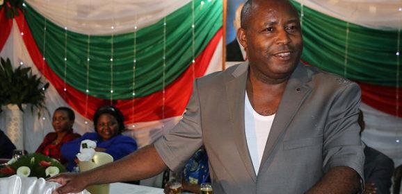 Discours du Secrétaire Général dans le cadre d'échanges de vues sur l'évolution politique au Burundi