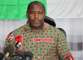 Déclaration du Parti N°004-2017 du CNDD-FDD à l'occasion du 55ème anniversaire de l'Indépendance du Burundi