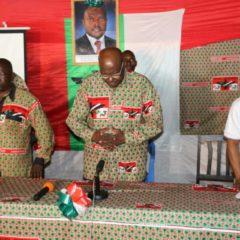 Des réalisations spéctaculaires du Parti CNDD-FDD dans la province Ngozi