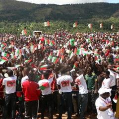 Samuragwa: «Umushinge mw'iterambere dufise tuwukesha Nyenicubahiro Petero Nkurunziza»