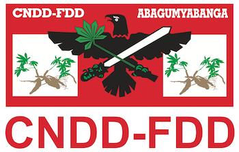 Communiqué du Parti CNDD-FDD après l'attaque terroriste à Ruhagarika
